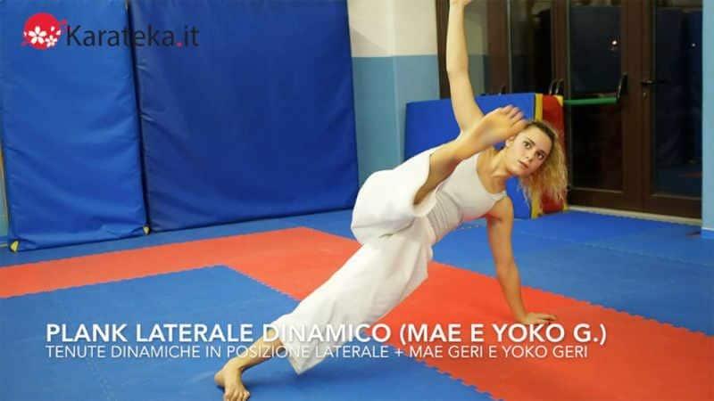 Core Stability e Karate
