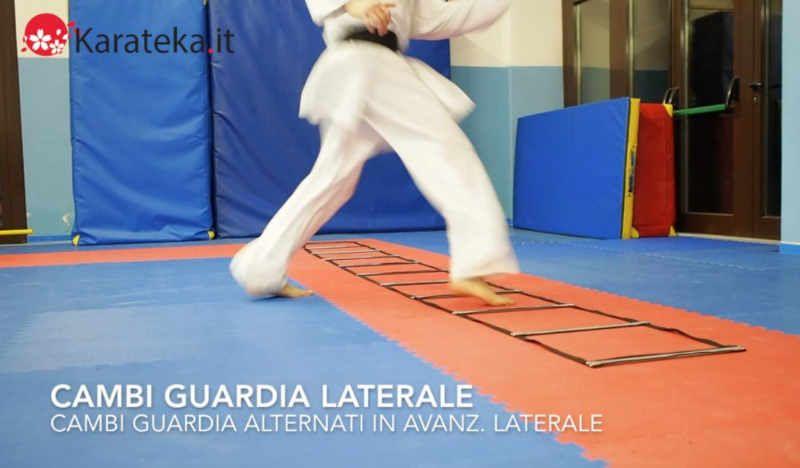 Speed Ladder e Karate