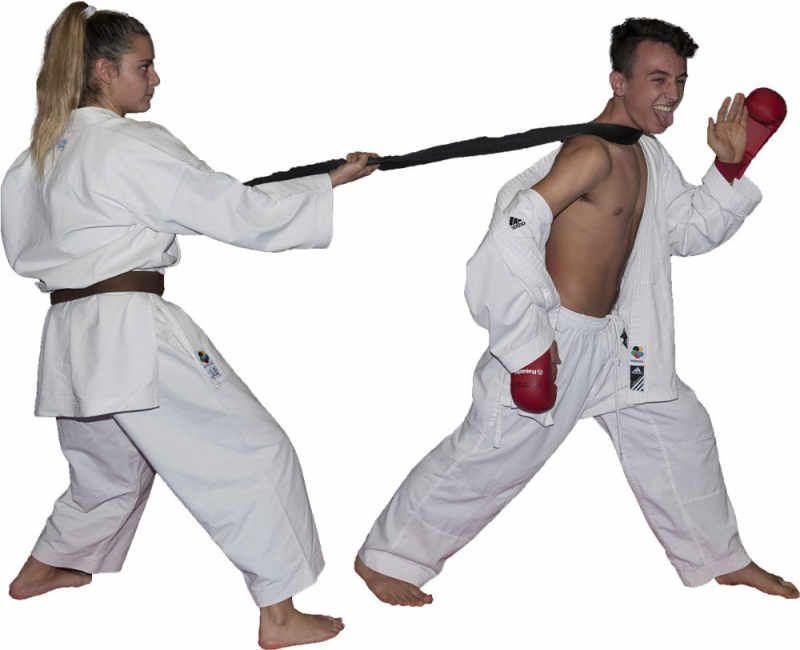 5 cose positive e 5 negative di avere un karateka per fidanzato!