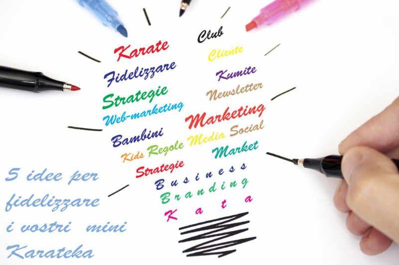 5 idee per fidelizzare i vostri mini karateka