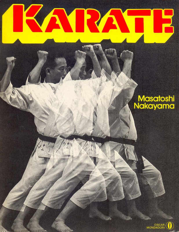 Karate Masatoshi Nakayama