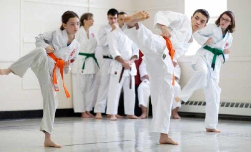 Come Rendere il Karate divertente (La soluzione dei Broccoli)