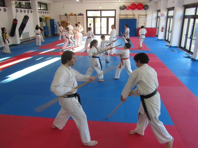 one day karate
