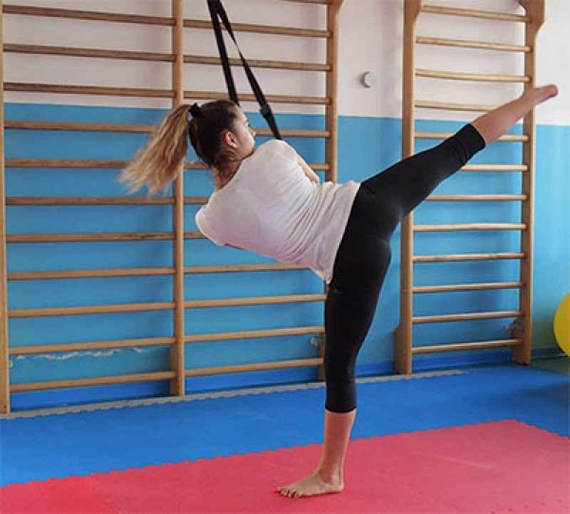 TRX e Karate