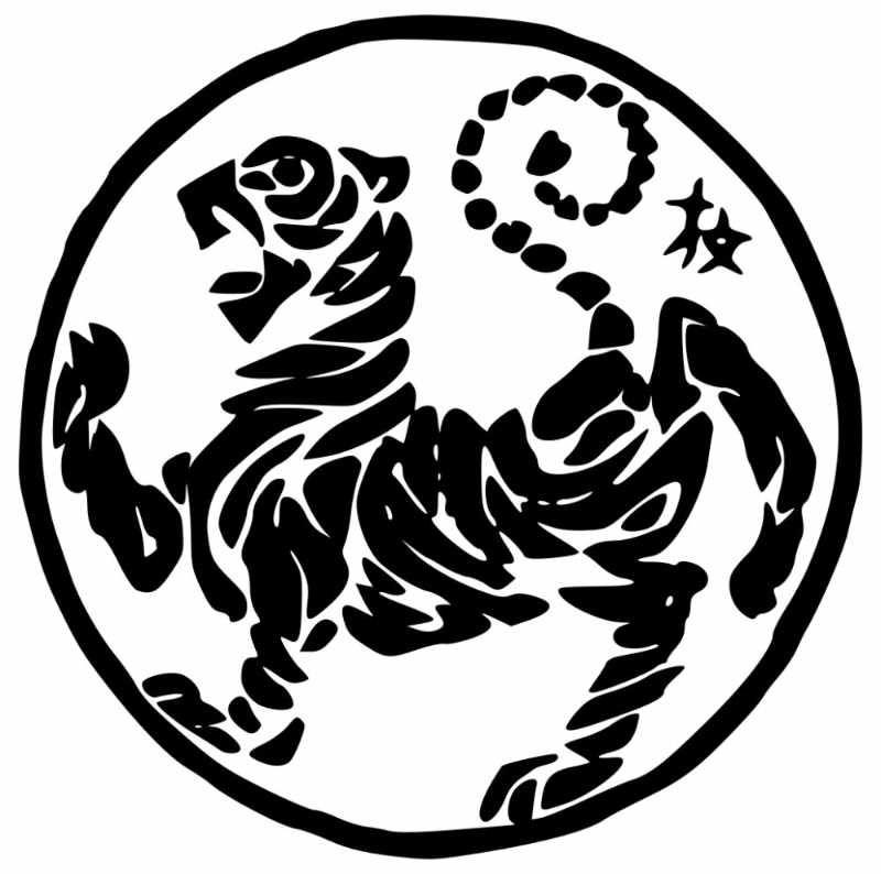 La tigre dello Shotokan