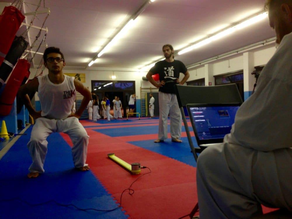 Test e Karate