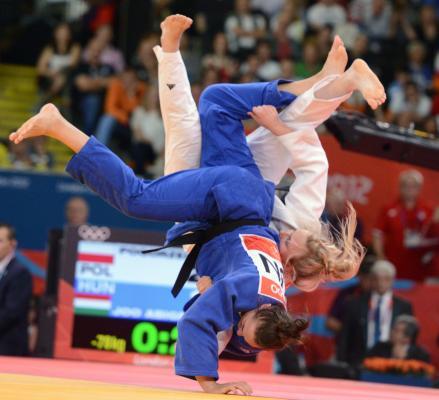 Judo_gare