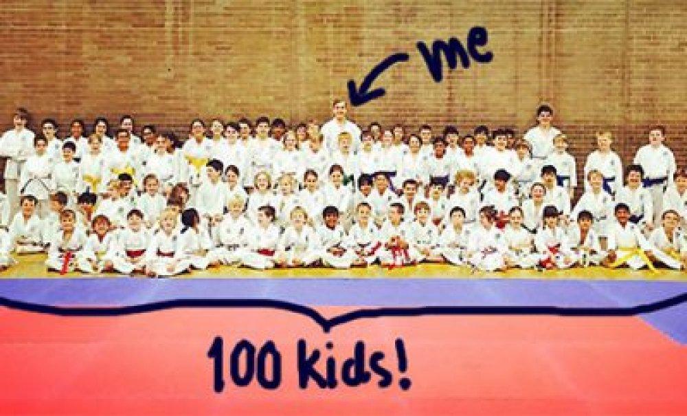 insegnare-100-bambini