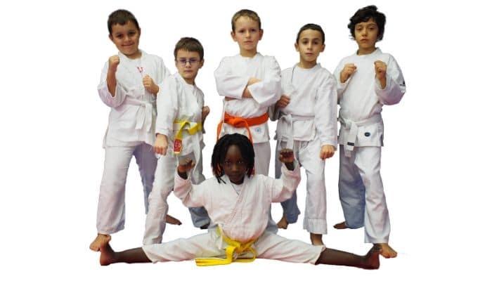 Karategi kids