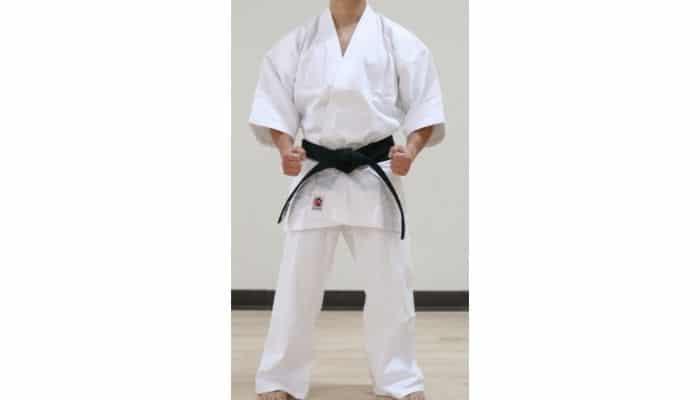 Karategi Kyokushinkai
