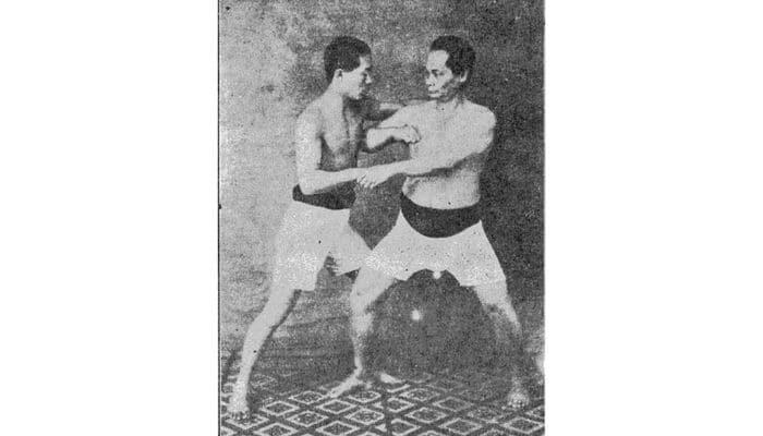 Kumite Motobu