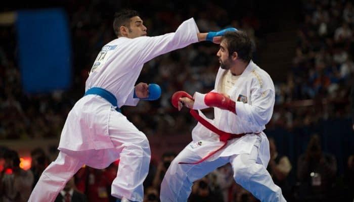 Kumite: Busà vs Aghayev