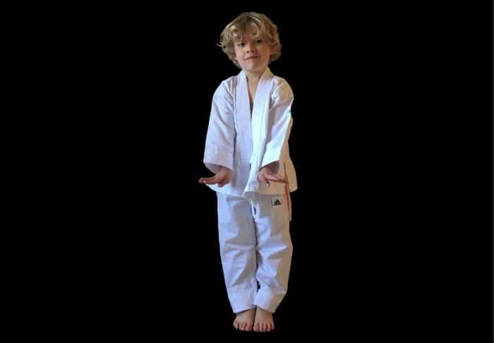 Karate 1-4 anni