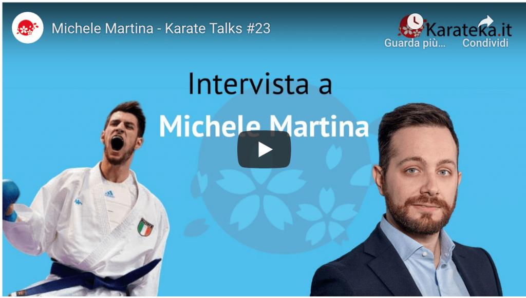 intervista-michele-martina-karate-talks