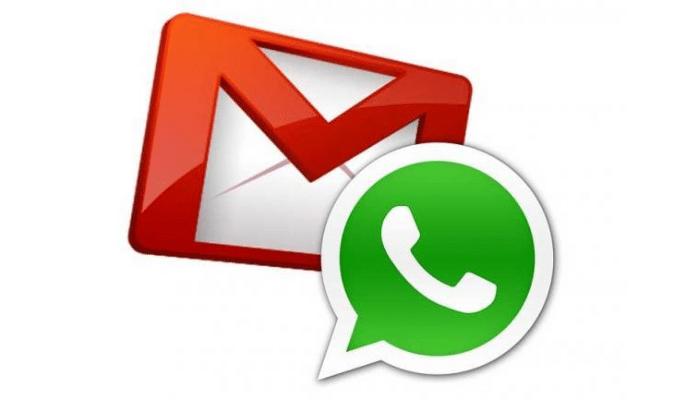 Whatsapp email