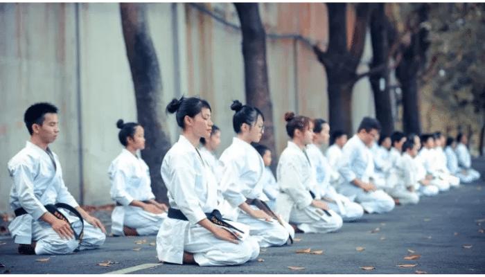 Attenzione-karate