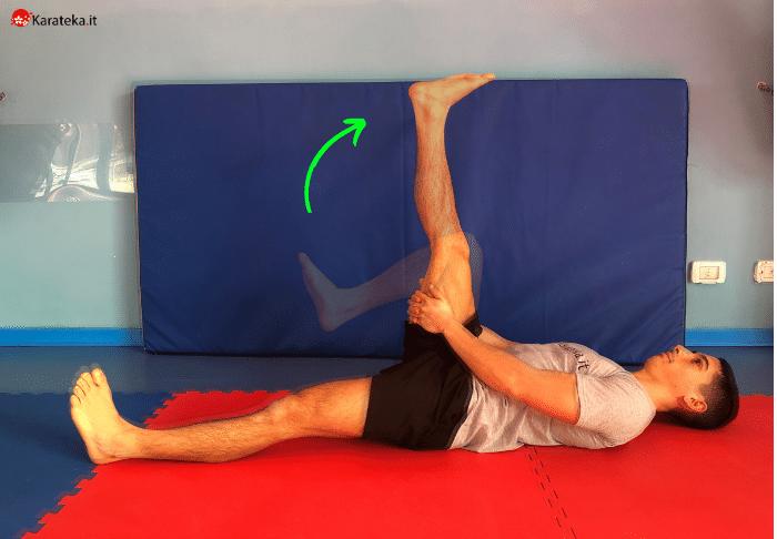 stretching-ischiocrurali-active-knee-extension